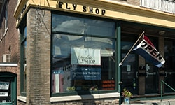 Deerfield fly shop location photo